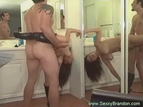 Empregada brasileira fudendo com patrão