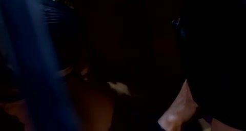Flagra de sexo entre personagens de filme