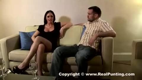 Sexo com a puta amadora